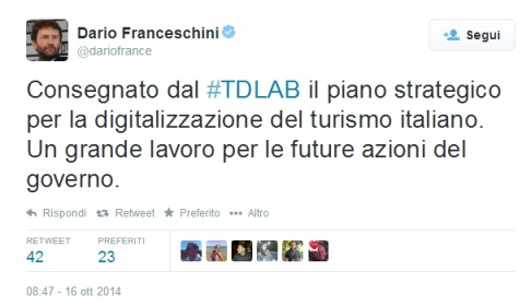 TDLAB_Tweet_Franceschini